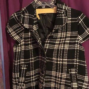 Nwot ladies shirt sleeve suit jacket
